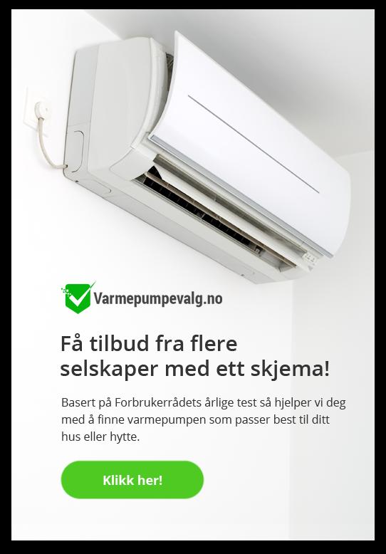 44f86fc9 Test av varmepumpe 2018 — Varmepumpeguiden.no - Finn den beste ...